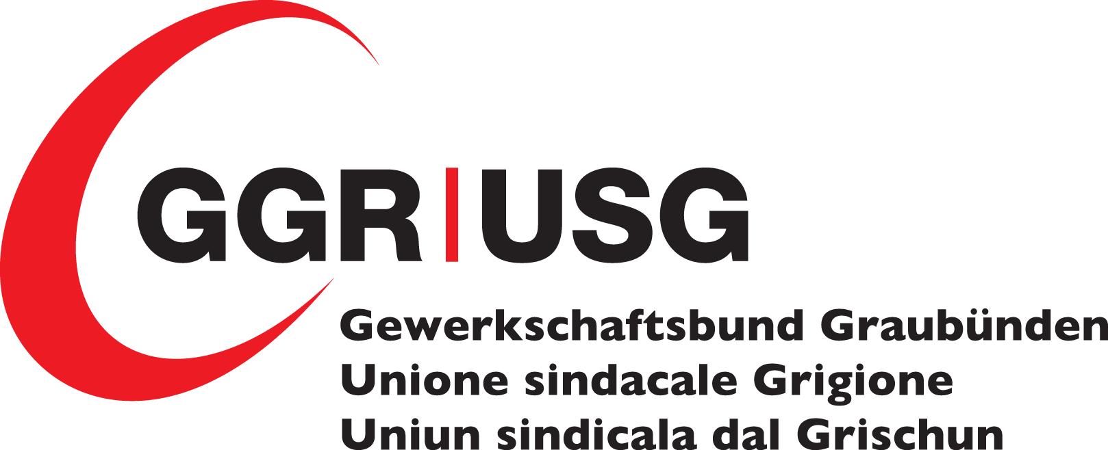 Gewerkschaftsbund Graubünden GGR | USG • Webseite  des Gewerkschaftsbundes Graubünden